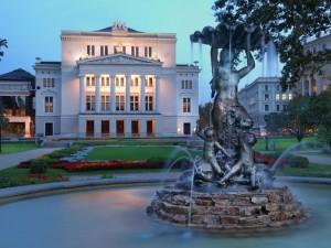 riga national teatre