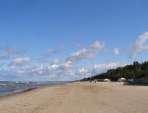 foto spiaggia jurmala
