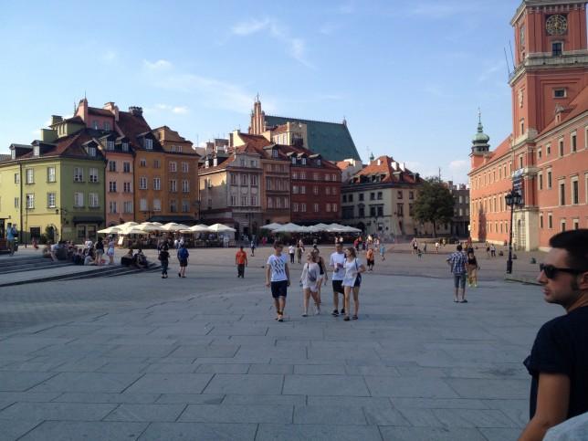 Varsavia_old town