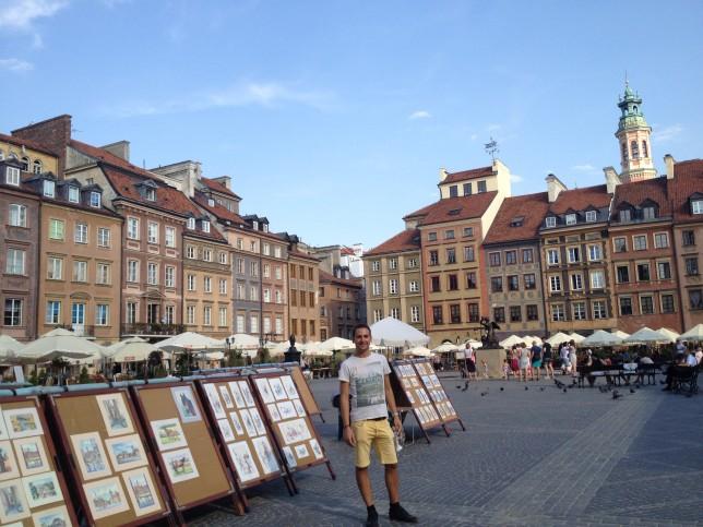 Varsavia_piazza del mercato