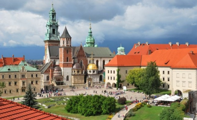 cracovia_collina di Wawel