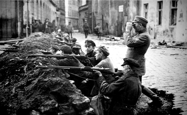 Difensori di Riga