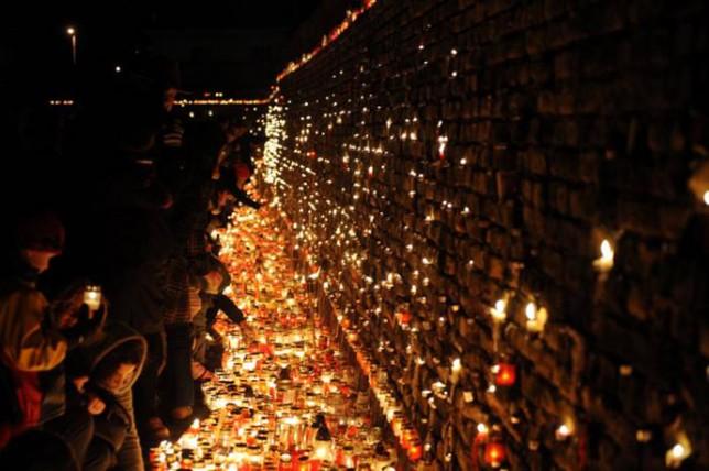 castello riga candele