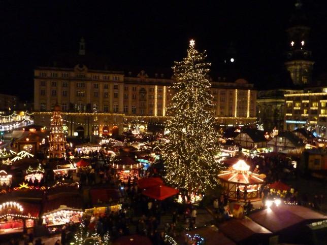 Natale mercato