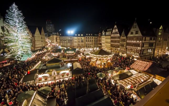 Christmas Market Frankfurt (Explored)